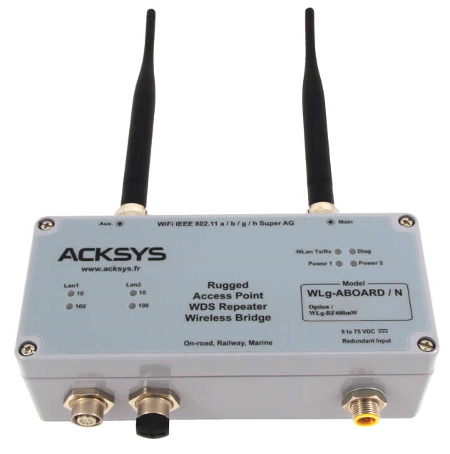 ACKSYS - Wireless Solutions